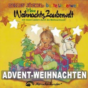 Detlev Jöcker: Meine Weihnachtszauberwelt