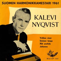 Kalevi Nyqvist: Suomen harmonikkamestari 1961