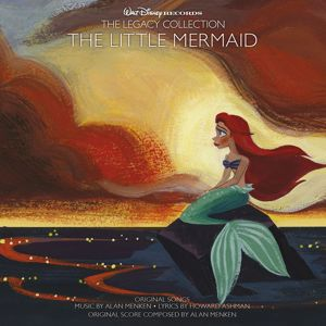 Various Artists: Walt Disney Records The Legacy Collection: The Little Mermaid