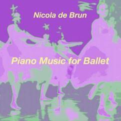 Nicola de Brun: Piano Music for Ballet No. 8, Exercise B: Fondu