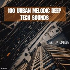 Various Artists: 100 Urban Melodic Deep Tech Sounds: The DJ Edition