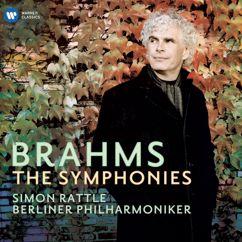 Sir Simon Rattle: Brahms: Symphony No. 3 in F Major, Op. 90: III. Poco allegretto