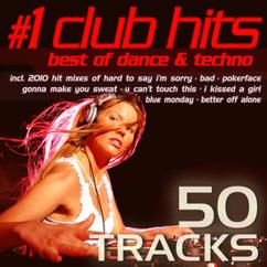 Various Artists: #1 Club Hits 2010 - Best Of Dance & Techno (50 Tracks!)