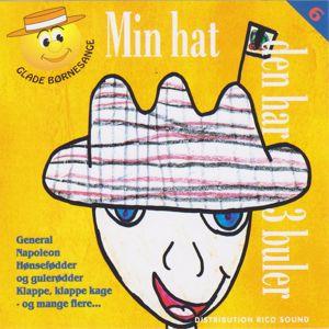 Glade Børnesange: Min hat den har 3 buler