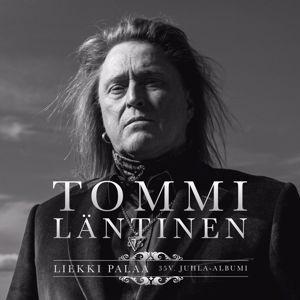Tommi Läntinen: Liekki palaa - 35v. juhla-albumi