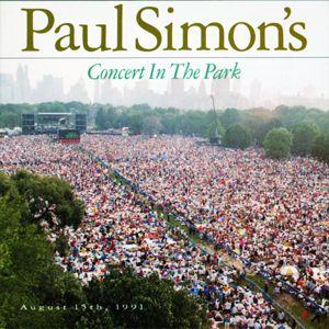 Paul Simon: Paul Simon's Concert In The Park August 15, 1991