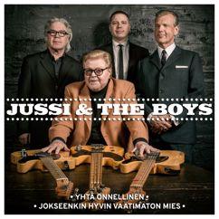 Jussi & The Boys: Yhtä onnellinen