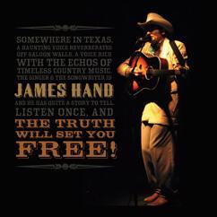 James Hand: I've Got A Lot Of Hiding Left To Do