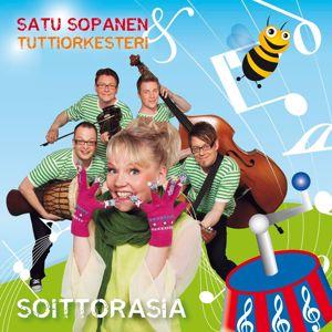 Satu Sopanen & Tuttiorkesteri: Soittorasia