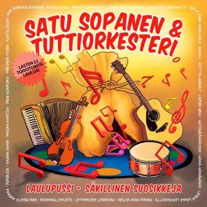 Satu Sopanen & Tuttiorkesteri: Pupurock