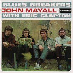 John Mayall & The Bluesbreakers, Eric Clapton: Bluesbreakers