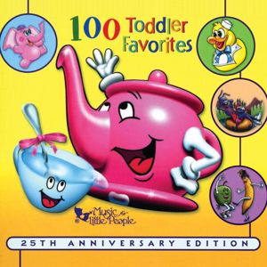 Music For Little People Choir: 100 Toddler Favorites, Vol. 1