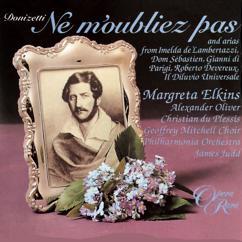 Margreta Elkins, Alexander Oliver, Philharmonia Orchestra, James Judd: Donizetti: Ne m'oubliez pas & Arias