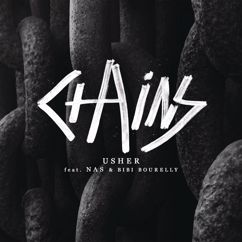 Usher feat. Nas & Bibi Bourelly: Chains