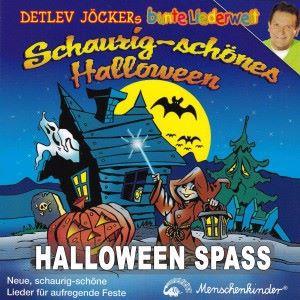Detlev Jöcker: Schaurig-Schönes Halloween