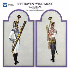 """Karl Haas, London Baroque Ensemble: Beethoven: Variations on """"Là ci darem la mano"""" for Two Oboes and English Horn in C Major, WoO 28: Variation V. Moderato"""