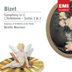 Sir Nevile Marriner: Bizet: Symphony in C Major, WD 33: I. Allegro vivo