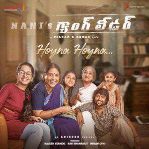 "Anirudh Ravichander: Hoyna Hoyna (From ""Gang Leader"")"
