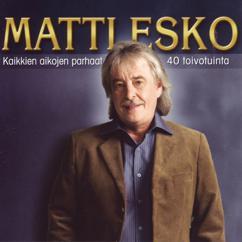 Matti Esko: Näin Suomi pysyy pyörillään