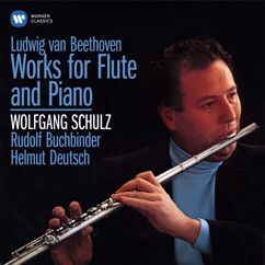 Wolfgang Schulz, Rudolf Buchbinder: Beethoven: 10 National Airs with Variations for Flute and Piano, Op. 107: No. 3, Air de la petite Russie. Vivace