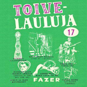 Various Artists: Toivelauluja 17 - 1954