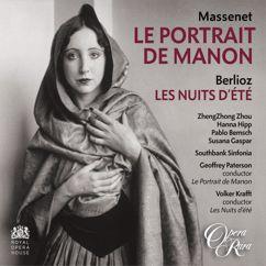 Volker Krafft: Massenet: Le Portrait de Manon - Berlioz: Les Nuits d'été