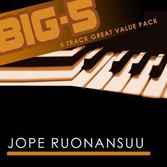 Jope Ruonansuu: Big-5: Jope Ruonansuu