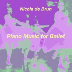 Nicola de Brun: Piano Music for Ballet No. 15, Exercise A: Gavotte