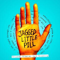 Celia Rose Gooding, Elizabeth Stanley, Sean Allan Krill, Derek Klena, Original Broadway Cast Of Jagged Little Pill: All I Really Want