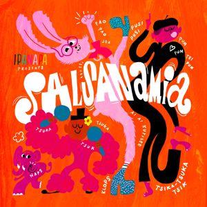 Salsanamia: Taiteilijan koira