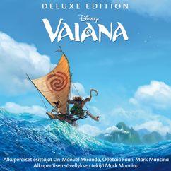 Various Artists: Vaiana (Alkuperäinen Suomalainen Soundtrack/Deluxe Edition)