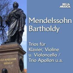 Fortepianotrio Florestan: Trio No. 1 für Klavier, Violine und Violoncello in D Minor, Op. 49: III. Scherzo. Leggiero e vivace