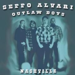 Seppo Alvari & Outlaw Boys: Heitä Vaikka Pienillä Kivillä