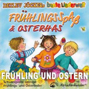 Detlev Jöcker: Frühlingsspaß und Osterhas