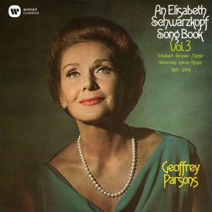 Elisabeth Schwarzkopf & Geoffrey Parsons: An Elisabeth Schwarzkopf Song Book, Vol. 3