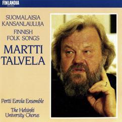 Martti Talvela ja Ylioppilaskunnan Laulajat - YL Male Voice Choir: Trad Karjala [Carelia] / Arr Madetoja : Läksin minä kesäyönä käymään [One night in summer]