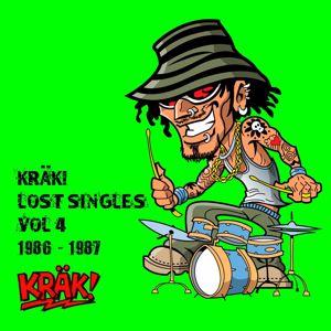 Various Artists: Kräk - Lost Singles Vol 4 1986-1987