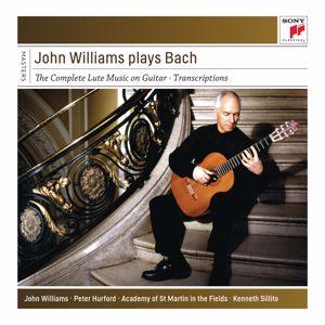 John Williams: John Williams Plays Bach