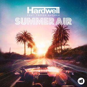 Hardwell feat. Trevor Guthrie: Summer Air