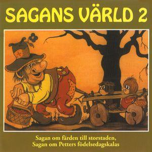 Karin Hofvander Tomas Blank & Sagoorkestern: Sagans värld 2