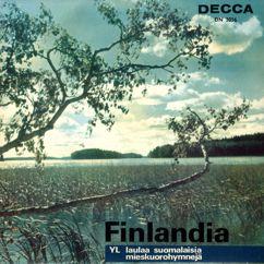 Ylioppilaskunnan Laulajat - YL Male Voice Choir: Pacius : Suomen laulu
