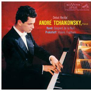 André Tchaikowsky: Ravel: Gaspard de la Nuit, M. 55 & Prokofiev: Visions fugitives, Op. 22