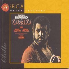 Plácido Domingo;Frank Little;Paul Plishka;Malcolm King;James Levine: Act IV: Niun mi tema