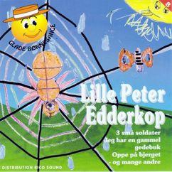 Glade Børnesange: Lille Peter Edderkop