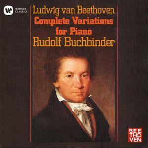 Rudolf Buchbinder: Beethoven: Complete Piano Variations