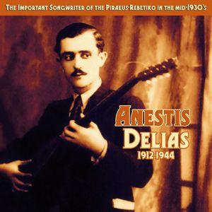 Anestis Delias: Anestis Delias (Smyrne 1912 - Piraeus 1944)