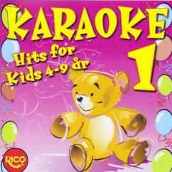 Lars Stryg Band: KARAOKE 1 Hits for Kids 4 - 9 år
