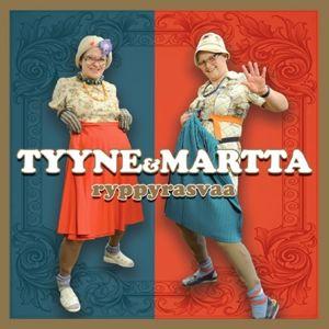 Tyyne & Martta: Ryppyrasvaa