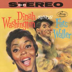 Dinah Washington: Dinah Washington Sings Fats Waller