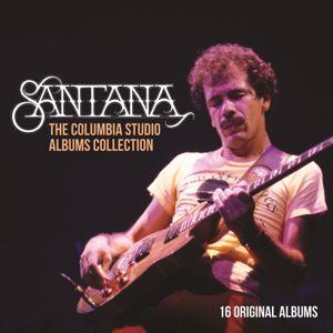 Santana: The Columbia Studio Albums Collection